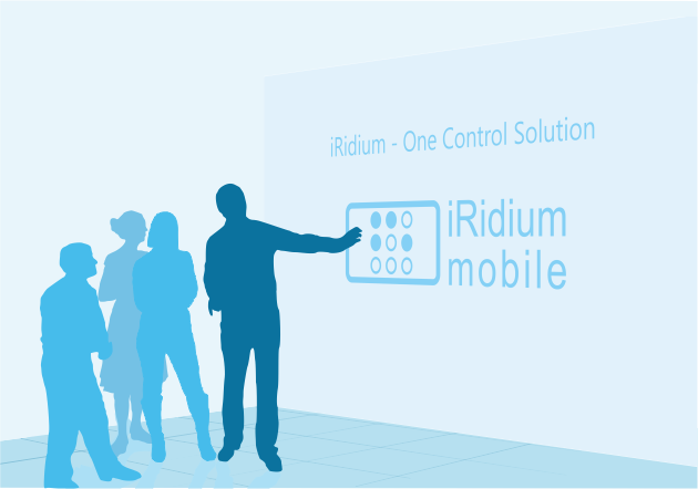 Партнерская программа iRidium mobile для выставок